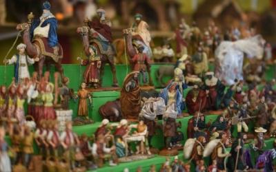 Figures de la Fira de Santa Llúcia | Roger Benet