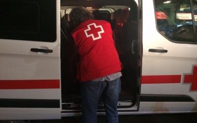 La Unitat Mòbil d'Emergència Social de la Creu Roja | Xavi Miralles