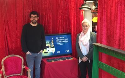 La Fàbrica de Desitjos s'ha presentat aquest migdia al Museu del Gas/ Albert Garcia