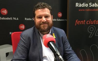Marc Sanglas ha estat entrevistat al programa Al matí de Ràdio Sabadell.