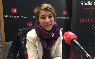 Lourdes Ciuró, número 57 a la llista de Junts per Catalunya, ha estat entrevistada a Al matí.