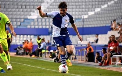 Migue Garcia, titular en els tres últims partits del Sabadell | Crispulo D.
