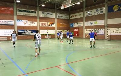 L'OAR Gràcia va guanyar 24-23 a l'Handbol Palautordera | Marc Pijuan