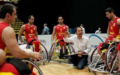 Oscar Trigo en la seva anterior etapa a la selecció