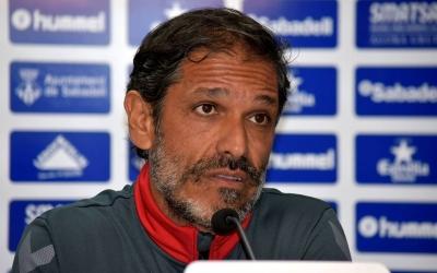 Toni Seligrat mostra ambició per enfrontar-se al Mallorca