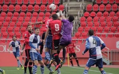 Roberto va deixar la porteria a 0 contra el Mallorca | RCD Mallorca