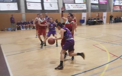 L'equip femení del Sant Nicolau va fer un dels pitjors partits de la temporada