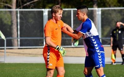 Roman Carrillo, amb el primer equip, serà una baixa destacada del filial per aquest partit | Crispulo D.