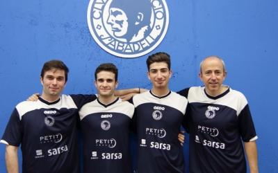El CNS tennis taula segueix invicte a la Primera Nacional