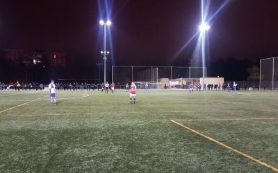 Partit molt disputat entre el Sabadell i el Nàstic a Olímpia | Joan Blanch