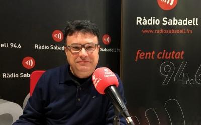 Nuet ha passat aquest matí per Ràdio Sabadell/ Serveis Informatius