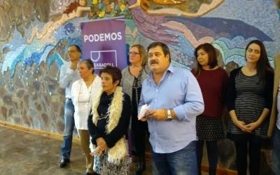 Dinar de germano de Podem Sabadell | Cedida