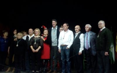 Xavier Garcia Albiol el centre cultural de la Hermandad de la Virgen de Gracia | Pere Gallifa