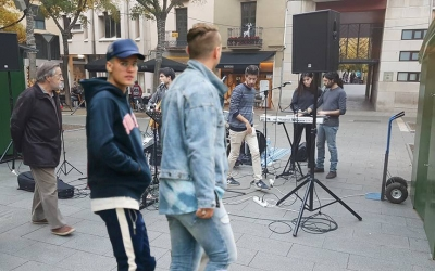 Justin Bieber busca localitzacions per Sabadell | Ivan Mardones