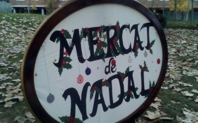 Mercat de Nadal a l'Eixample | Pere Gallifa