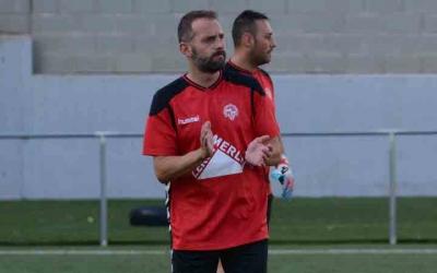'Joma' Ferrer, preparador físic del Sabadell | Roger Benet