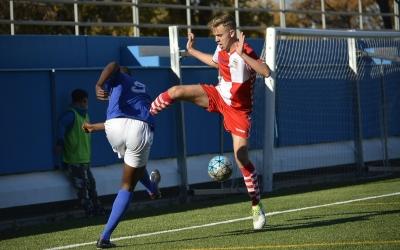 El Sabadell 'B' disputa un bon partit al camp de la Grama però perd | Félix Sancho