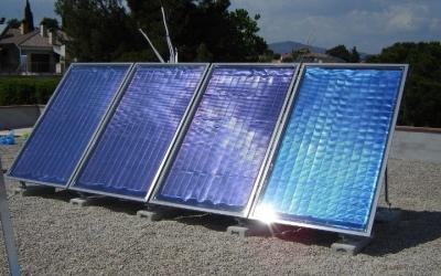 Les instal·lacions fotovoltaiques domèstiques no estan sotmeses a l'impost al sol.