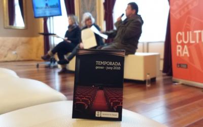 Els teatres municipals presenten temporada | Pau Duran