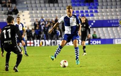 Ángel Martínez vol treure un bon resultat del Martínez Valero d'Elx | Crispulo D.