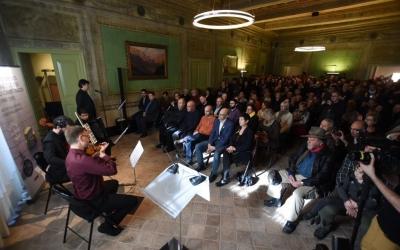 Acte central commemoratiu en memòria de les víctimes de l'holocaust | Roger Benet