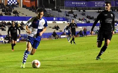 Gai aquesta temporada davant l'Ebro | Críspulo Díaz