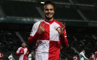 Guillemenot celebrant el seu vintè aniversari amb gol | Sandra Dihor