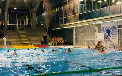 L'Astralpool no ha donat opció al Waterpolo Navarra