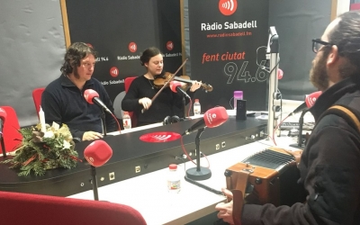 Corrandes són corrandes entrevistats a Al Matí | Ràdio Sabadell