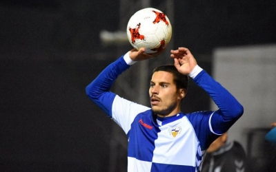 Dani Gómez és el tercer jugador amb més minuts de la plantilla | Crsipulo D.