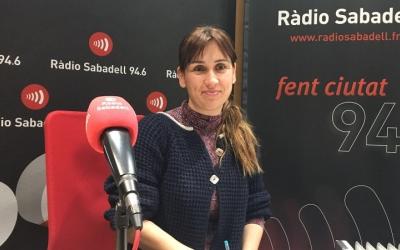 La coordinadora de la Comissió Catalana d'Ajuda als Refugiats, Susana Nicolás, ha valorat el projecte Tenderol a Ràdio Sabadell.