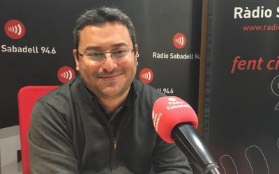 Joan Carles Sánchez serà el nou president dels Saballuts per als propers dos anys.