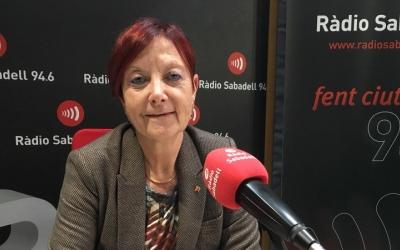 La rectora de la UAB, Margarita Arboix, ha estat entrevistada al programa Al matí.