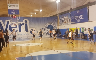 El Natació Sabadell juga a casa contra el Lliçà d'Amunt