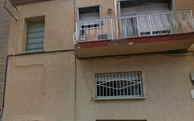 Exterior de la casa del carrer Manso/ Cedida