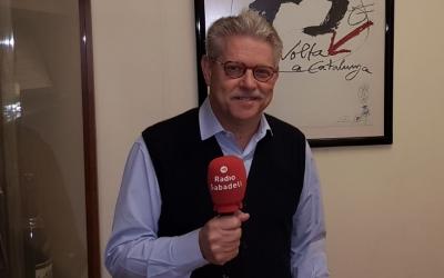 Ruben Peris director general de La Volta