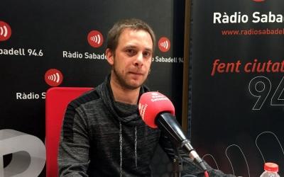 Manuel Quesada. acusat en el cas Bemba, ha passat per Ràdio Sabadell/ Mireia Sans