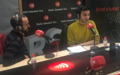 Ignasi Puig i Toni Gata han protagonitzat la secció Parlem de sexe del programa Al matí.