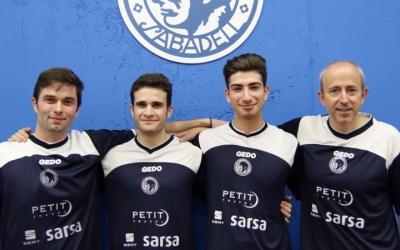 El Natació Sabadell busca començar el 2018 amb bon peu