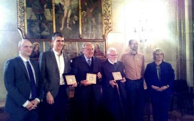 Entrega de premis Floc de Llana 2017 | Pere Gallifa