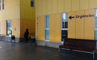 Exterior del servei d'Urgències del Taulí | Karen Madrid