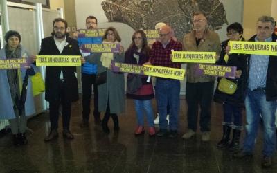 Concentració per la llibertat dels presos polítics | Pau Duran