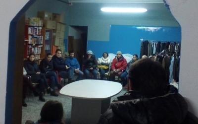 Assemblea de Volem la caserna | Pere Gallifa
