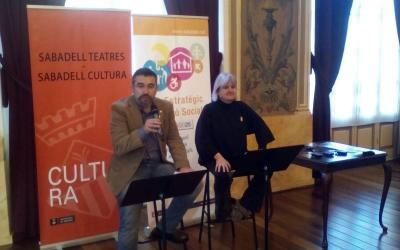 Roda de premsa al Teatre Principal | Pere Gallifa
