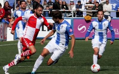 Arturo va ser un dels millors del Sabadell | Sendy Dihor