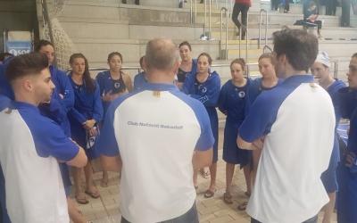 Les noies de l'Astralpool han derrotat clarament al Mataró
