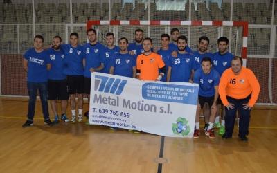 La idea de fer un torneig dedicat a Sergi Estrada (esquerra) ha sorgit de la plantilla del Pau Casals | BM Pau Casals