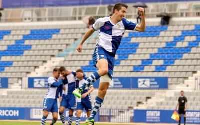 Pedro Capó celebrant el seu gol | Sandra Dihör