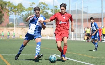 El filial del Sabadell no va poder puntuar a Manresa