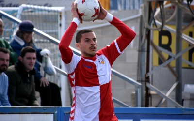 Dani Gómez abans d'ahir a Palma de Mallorca   Críspulo Díaz